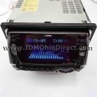 JDM Gathers Double Din CD/MD Player Head Unit