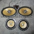 "Pioneer Carrozzeria Speaker Set - 6"" Front, 6x9 Rear"