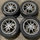 "JDM CL1 Accord Euro R 16"" Wheel and Tire Set"