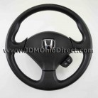 JDM CL7 Accord Euro R Leather Steering Wheel