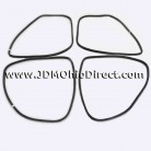 JDM CL7 TSX Euro R Door Opening Seals