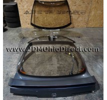 JDM DA6 Integra XSi Full Bronze Glass Conversion