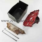 JDM DA6 Integra XSi Battery Tray Kit