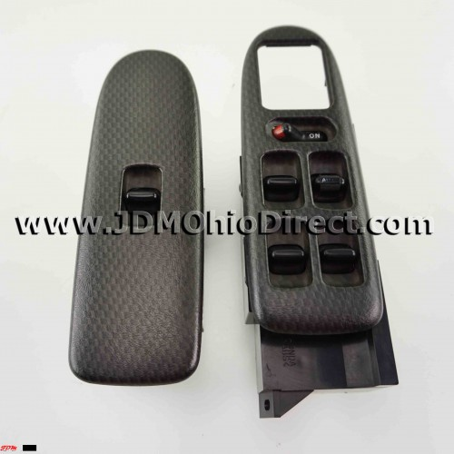 JDM DB8 Integra Type R Carbon Switches