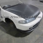 JDM DC2/DB8 Integra Type R HID Front End Conversion