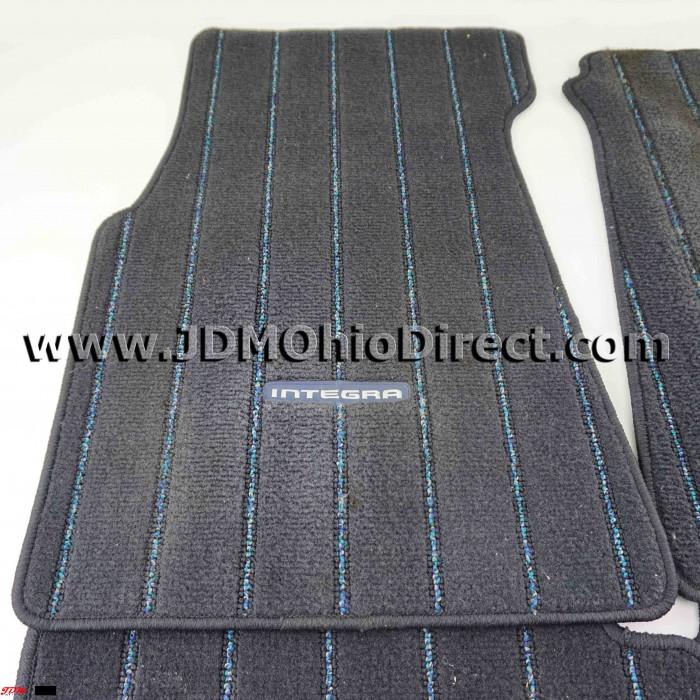 G Floor Mats >> Jdm Dc2 Integra Sir G 5pc Floor Mat Set