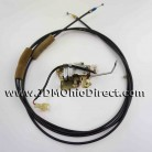 JDM DC2 Integra Type R Hatch Cable and Latch
