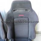 JDM Recaro SR3 DC2 Integra Type R Front Seat Set