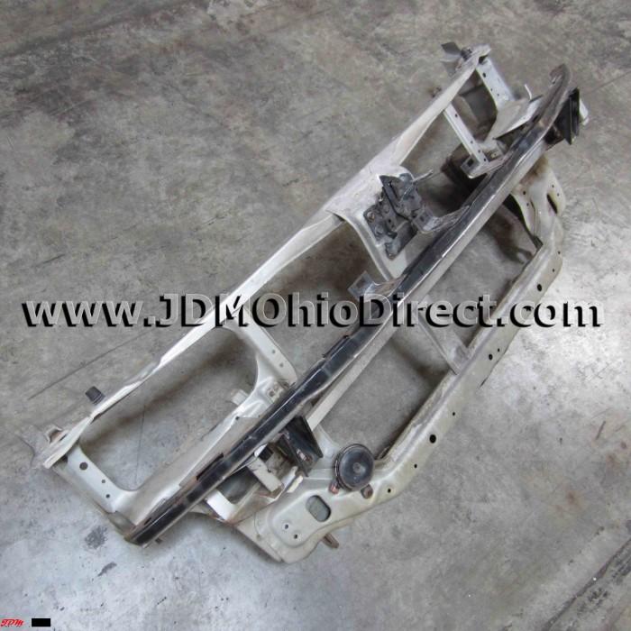 Honda Integra Civic DC2 EK9 MB6 Inférieur radiateur support caoutchoucs-Paire