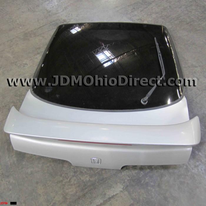Jdm Dc2 Integra Sir G Rear Hatch With Privacy Glass