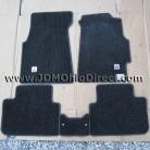 JDM DC2 Integra Type R 5-Piece Floor Mat Set