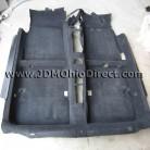 JDM DC2 Integra Type R Black Carpet with Door Sill Set