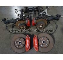 JDM DC5 Integra Type R Brembo Brake Conversion
