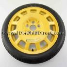 "JDM DC5 Integra Type R Spare Tire - 17"""