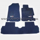 JDM DC5 Integra Type R Blue Floor Mat Set