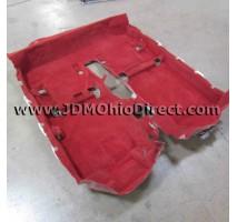 JDM DC5 Honda Integra Type R Red Carpet