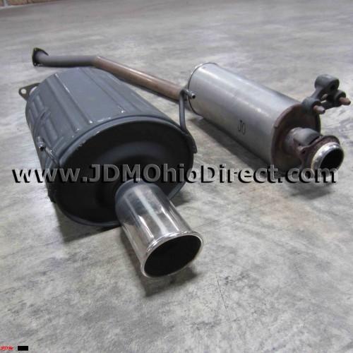 JDM DC5 Integra Type R Full Exhaust