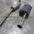 JDM DC5 Integra Type R Full Exhaust