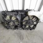 JDM DC5 Integra Type R Radiator with Fans RSX