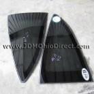 JDM DC5 Integra Type R Privacy Quarter Glass
