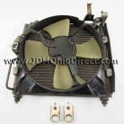 JDM EG6 Civic SiR AC Condenser with Fan