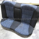 JDM EK3 Civic Ferio ViRS Sedan Rear Seats