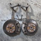 JDM EK4 Civic SiR 4 Lug Front Brake Conversion