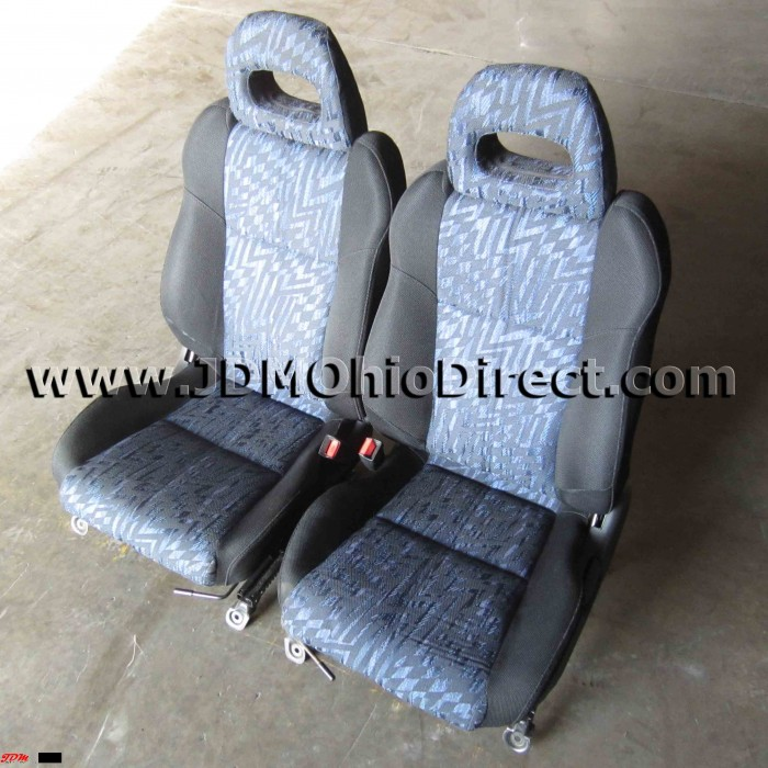 Jdm Ek Civic Sir Front Seats X