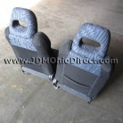 JDM EK4 Civic SiR Front Seats