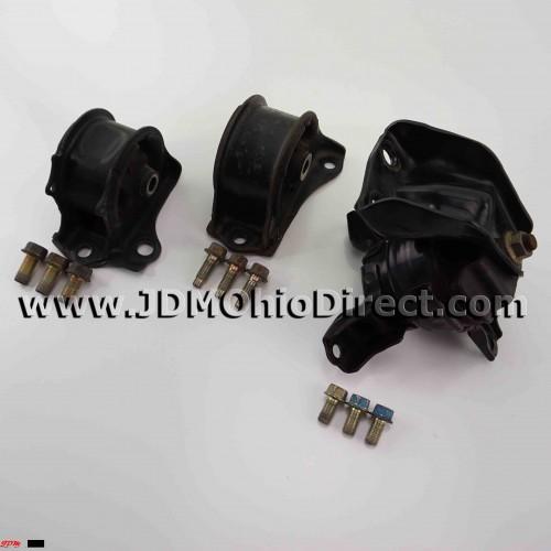 JDM EK9 Civic Type R Engine Mount Set