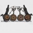 JDM EK4 Civic SiR 4 Lug Conversion