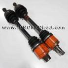 JDM Orange Ball B-Series 32mm Race Axle Set