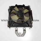 JDM EK9 Civic Type R AC Condenser with Fan