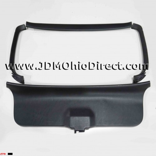 JDM EK9 Civic Type R Rear Hatch Trim Panels