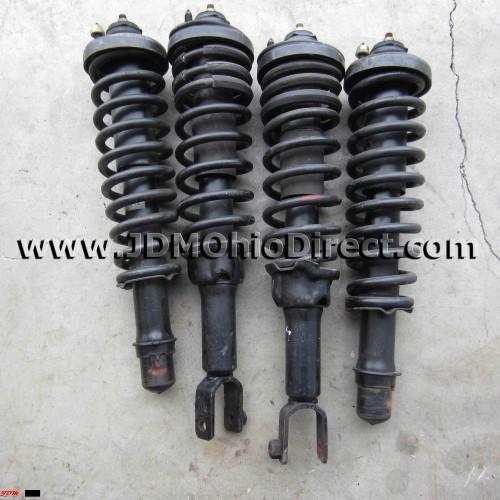 JDM EK9 Civic Type R Shocks and Springs