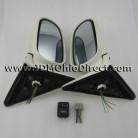 JDM EK9 Civic Type R Power Folding Mirrors