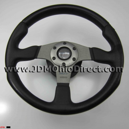 JDM MOMO Race Steering Wheel with Civic EK9 Hub