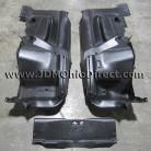 JDM EK9 Civic Type R Interior Quarter Panel Trim