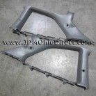 JDM EK9 Civic Type R Interior Quarter Glass Trim Panels
