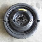 JDM EK9 Civic Type R 5x114.3 Spare Tire - 15""