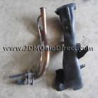 JDM EK9 Civic Type R Gas Tank Filler Neck