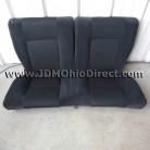 JDM EK9 Civic Type R Black Rear Seats