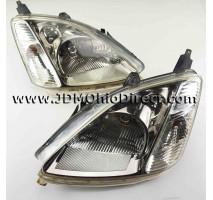 JDM EP3 Civic Type R HID Headlight Set