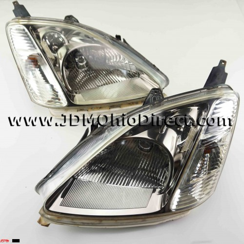 JDM EP3 Civic Type R HID Headlight Set