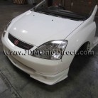 JDM EP3 Civic Type R Front End with Mugen Lip
