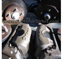 JDM EP3 Civic Type R 36mm 5 Lug Conversion
