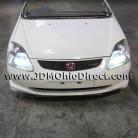 JDM EP3 Civic Type R HID Front End Conversion