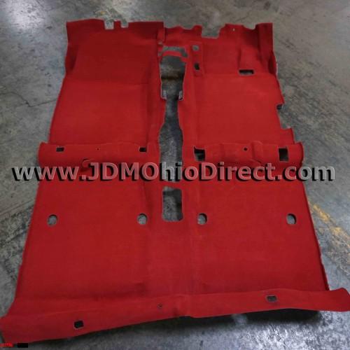 JDM FD2 Civic Type R Red Carpet