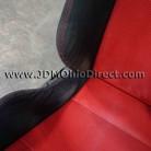 JDM FD2 Civic Type R Red/Black Front Seat Set