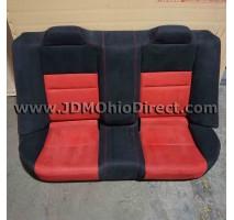 JDM FD2 Civic Type R Red/Black Rear Seat Set